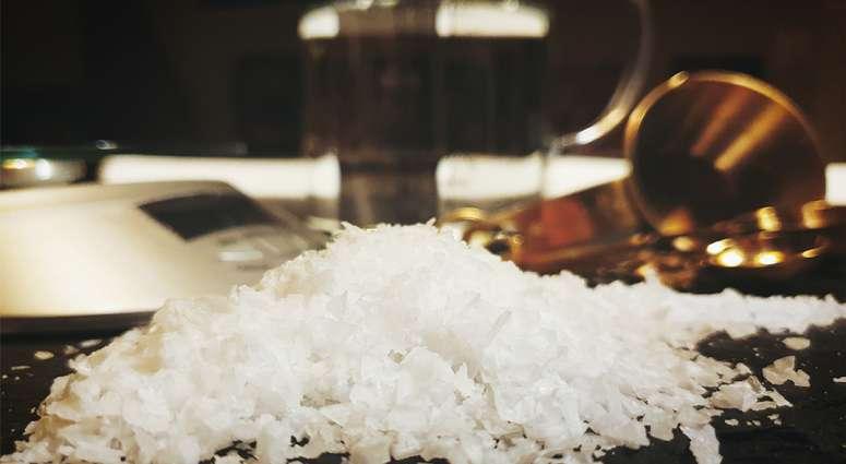 Saltning