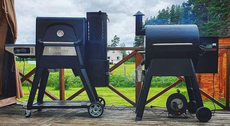 Gravity kolgill/ smoker eller Pellets grill/ smoker?